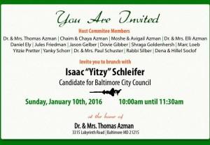 YS - Azman invite